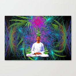 Thought Whisps Canvas Print