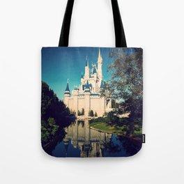 The Disney Castle  Tote Bag