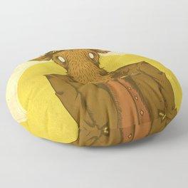 {Bosque Animal} Alce Floor Pillow