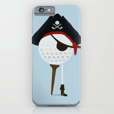 Pirate of the Open Tees iPhone 6s Slim Case