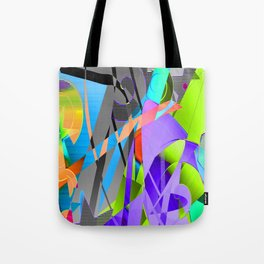 Off Cutts Tote Bag