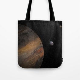 Remembering Endor Tote Bag