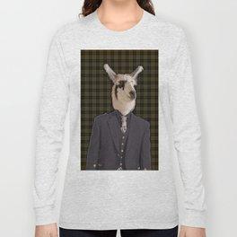 Lord Llama Long Sleeve T-shirt