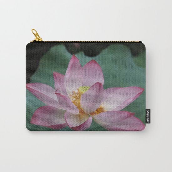 Hangzhou Lotus Carry-All Pouch