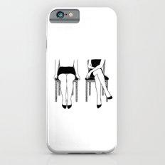 Be Bold or Italic, Never Regular Slim Case iPhone 6