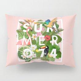 SUMMER of 74 Pillow Sham