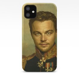 Leonardo Dicaprio - replaceface iPhone Case