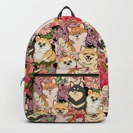 Because Shiba Inu Backpack
