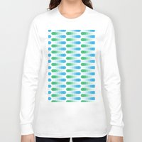 blur Long Sleeve T-shirts featuring Blur by gdChiarts
