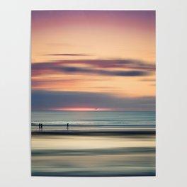 Oceanside Serenity Poster