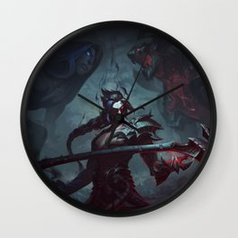 Classic Kayn League Of Legends Wall Clock