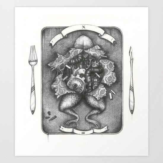 X.XIII Art Print