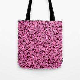 Lovely leopard pink Tote Bag