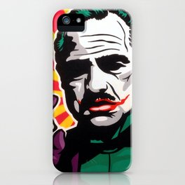 The JokeFather iPhone Case