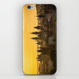 Prague Dawn iPhone Skin