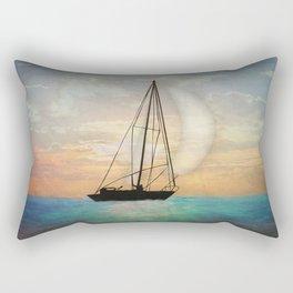 Sail Away With Me Rectangular Pillow