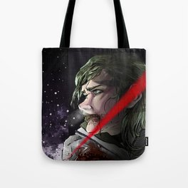 Sniper Wolf fight Tote Bag