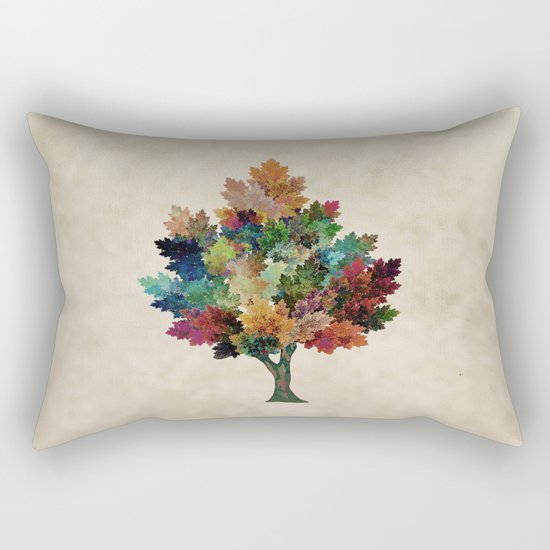 Fall is Back! Rectangular Pillow