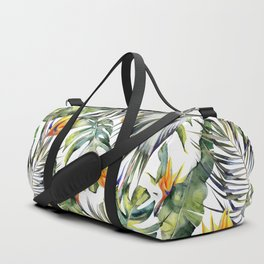 TROPICAL GARDEN Duffle Bag
