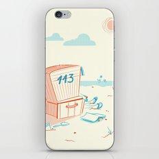 Holidays iPhone & iPod Skin