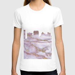 Fort Lauderdale Skyline T-shirt