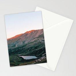 Sunrise at Kite Lake Stationery Cards