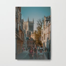 Cambridge, England, United Kingdom 3 Metal Print