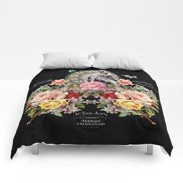 Nuit des Roses Revisited for Him Comforters