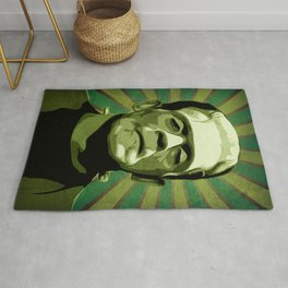 Frankenstein - Pop Art Rug