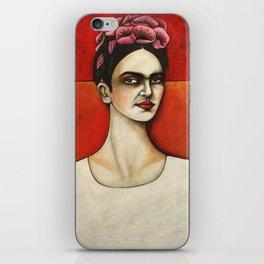 Frida Kahlo iPhone Skin