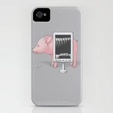 Saving money Slim Case iPhone (4, 4s)