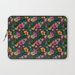 Shrunken Head Hawaiian Paradise Laptop Sleeve