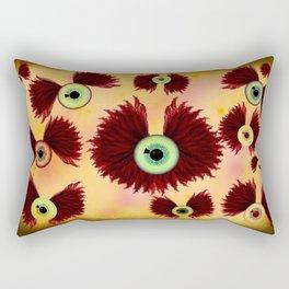 FLYING EYES 028 Rectangular Pillow