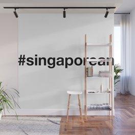 SINGAPORE Wall Mural