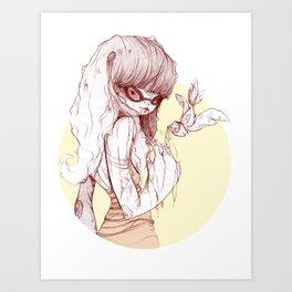 Pilar Art Print