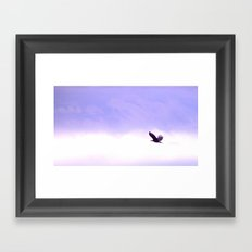Freedom Bird Framed Art Print