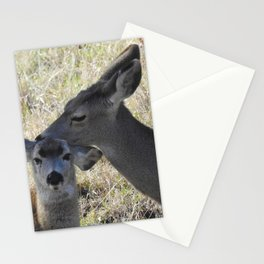 Mama and Her Babe Stationery Cards