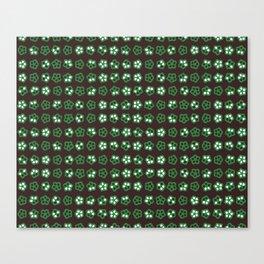 Okra Canvas Print