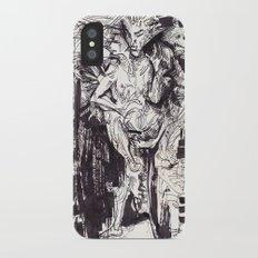 Him & She Slim Case iPhone X