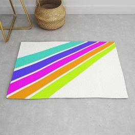 Rainbow Highway Rug