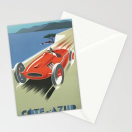 French Riviera Stationery Cards