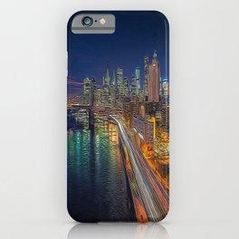Eternal Haste iPhone Case