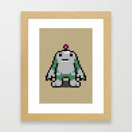 Clayman - Mother 3 Framed Art Print