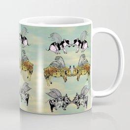 Pigs on the wing Coffee Mug