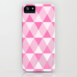 Pink Luck iPhone Case