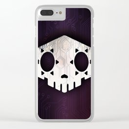 Sombra Clear iPhone Case