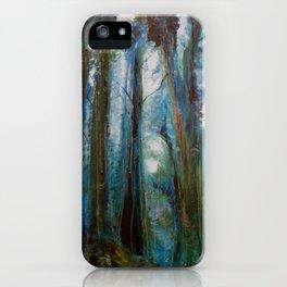 Lauren Nemchik - Trees iPhone Case