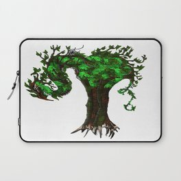 Tree Dragons Laptop Sleeve