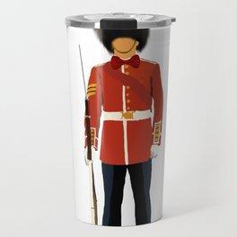 Queen London Guard  Travel Mug