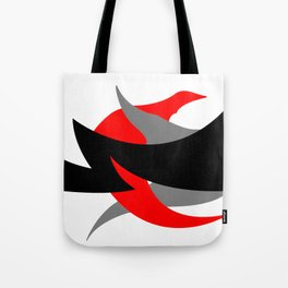 Something Abstract #1-2 Tote Bag